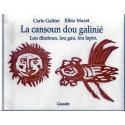 LA CANSOUN DÓU GALINIÉ :1er couplet - Lou dindoun, lou gau, lou lapin