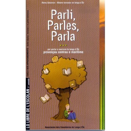 Méthode d'apprentissage du provençal: Livre de l'élève